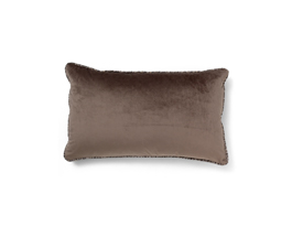 Pisgah | Velvet Essential Design Pillow by BRABBU