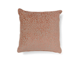 PARDUS ORANGE | Eclectic Design Pillow by BRABBU
