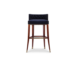 BOURBON RARE | Bar Chair Mid Century Design by BRABBU