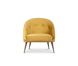 MALAY RARE II | Armchair Mid Century Design by BRABBU