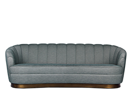PEARL RARE | Lounge Sofa Modern Contemporary Furniture by BRABBU
