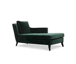 COMO | CHAISE LONGUE Contemporary Design by BRABBU
