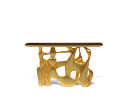 BASTEI | Modern Console Table Modern Contemporary Design by BRABBU