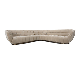 ESSEX | Corner Sofa Modern Design by BRABBU