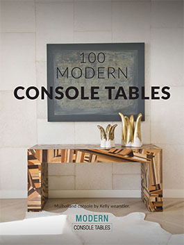 Console tables can be a great detail in your interior design if you use them well... See how we do it here !