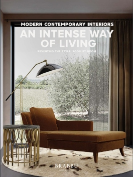 Modern Mid-Century Style is based on many factors: clean lines, soft organc curves, different materials and designs.