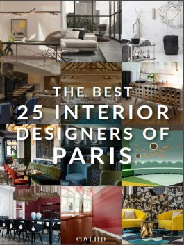 Paris, the City of Lights is also de city of design! We can say that the beautiful city of Paris is much more than just a creative hub for design, it's also a design lifestyle and inspiration all on i