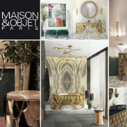 Maison et Objet Paris 2018 January | BRABBU and MAISON VALENTINA will welcome the new year in style! From 19-23 January come celebrate design with us once again at HALL 5B STAND M29/N30 and see all the latest additions to our collections for yourself, plus plenty of surprises we are preparin