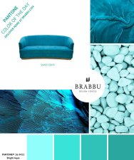 Pantone Color Of The Day: Bright Aqua