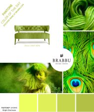 Pantone Color Of The Day: Bright Chartreuse