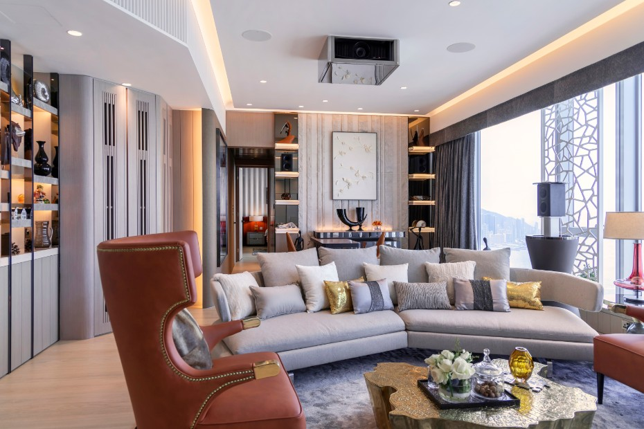 The Cullinan by Cameron Interiors Hong Kong