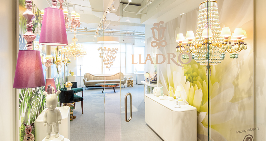 LLADRÓ Showroom NYC